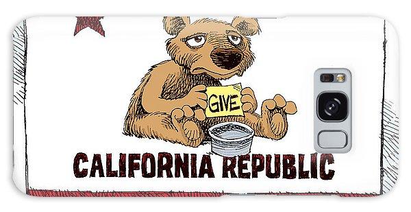 California Budget Begging Galaxy Case