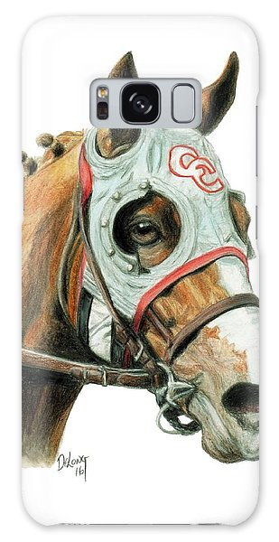 Horse Galaxy Case - California Chrome  2016 by Pat DeLong