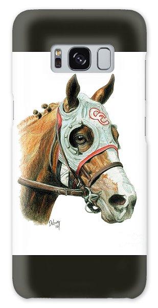 Horse Galaxy Case - California Chrome  2016 by Pat DeLong