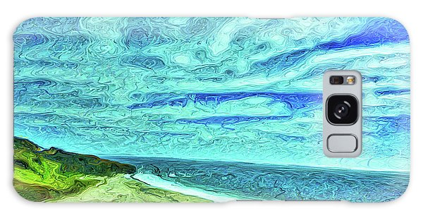 California Coast Galaxy Case