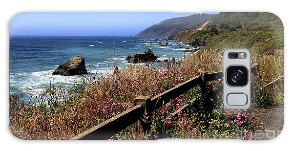 California Coast Galaxy Case by Joseph G Holland