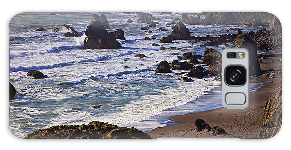 California Coast Sonoma Galaxy Case