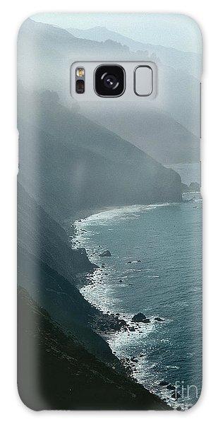 Gray Galaxy Case - California Coastline by Unknown