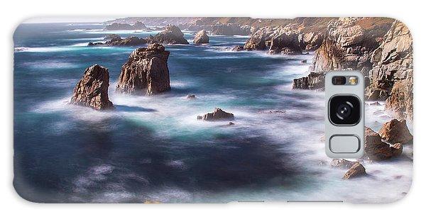 California Coastline  Galaxy Case