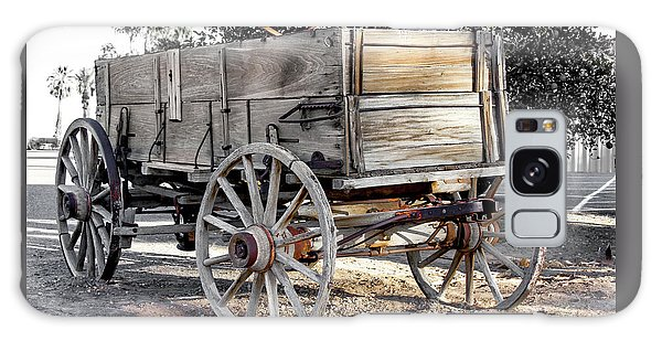 California Farm Wagon Galaxy Case