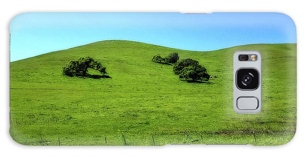 California Hills Galaxy Case
