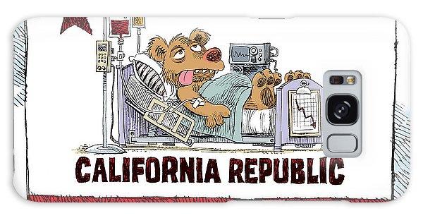 California Is Sick Galaxy Case