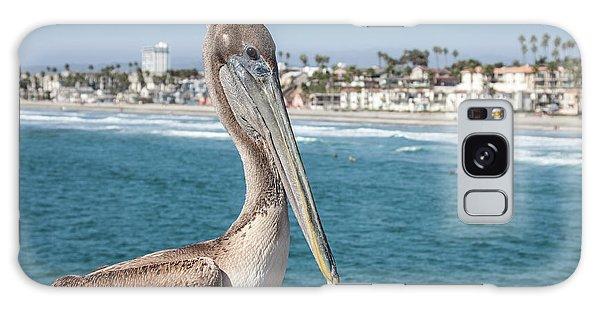 California Pelican Galaxy Case