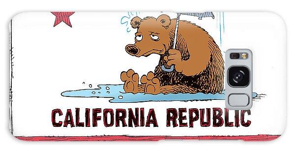 California Rain Galaxy Case