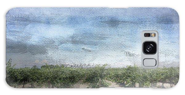 Grape Galaxy Case - California Vineyard- Art By Linda Woods by Linda Woods