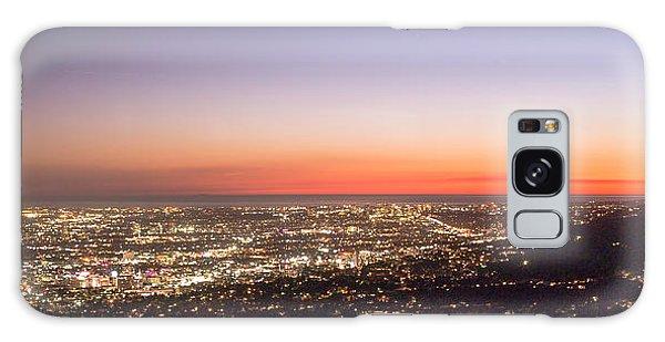 Californian Sunset Galaxy Case