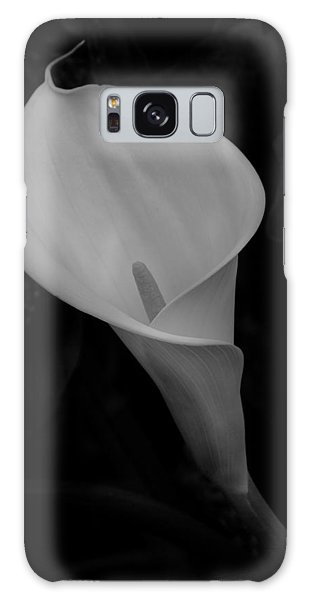 Calla Blossom Galaxy Case