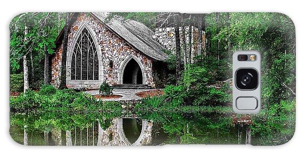 Callaway Gardens Ida Cason Chapel Galaxy Case by John Roberts