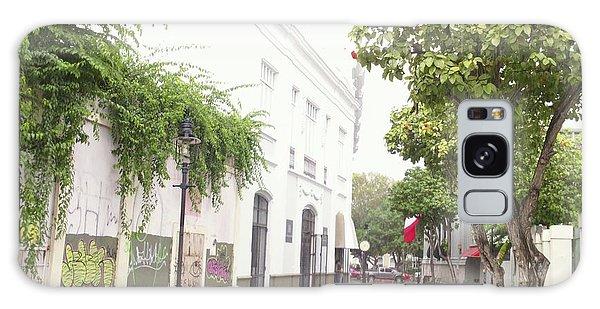 Callejon Amor, Ponce, Puerto Rico Galaxy Case