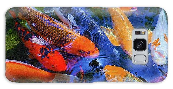 Calm Koi Fish Galaxy Case