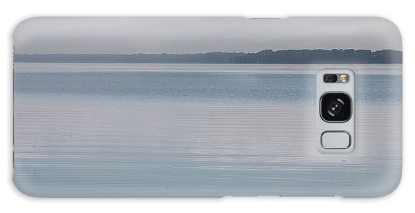 Calm Lake Galaxy Case