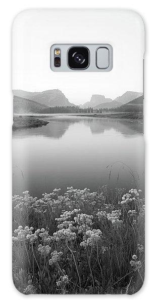 Calm Morning  Galaxy Case by Dustin LeFevre