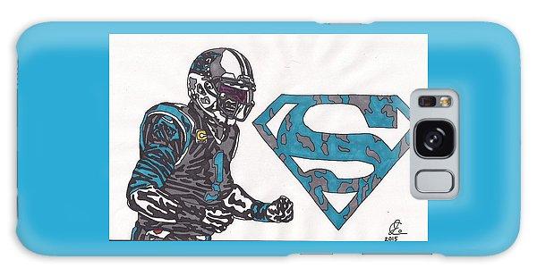 Cam Newton Superman Edition Galaxy Case