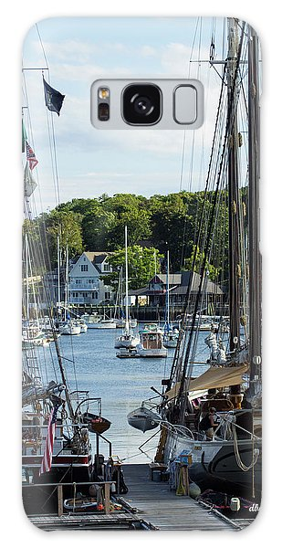 Camden Maine 4 Galaxy Case