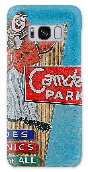 Camden Park Galaxy Case