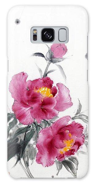 Camellia / Tsubaki Galaxy Case