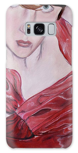 Cami Galaxy Case by Jane Autry