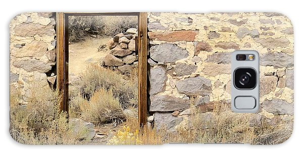 Doorway To Nowhere Galaxy Case