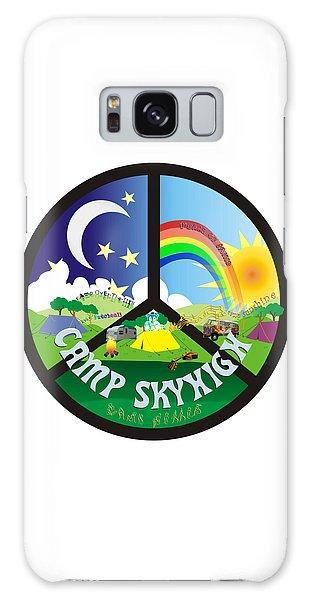 Camp Skyhigh Galaxy Case