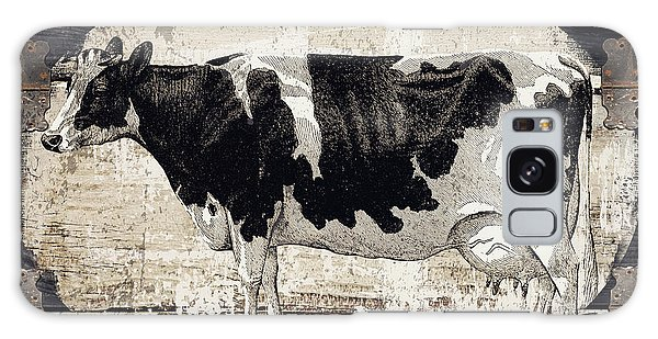 Cow Galaxy Case - Campagne I French Cow Farm by Mindy Sommers