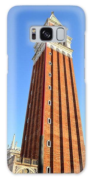 Campanile Di San Marco In Venice Galaxy Case