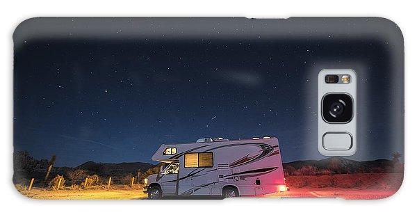 Caravan Galaxy Case - Camper Under A Night Sky by Juli Scalzi