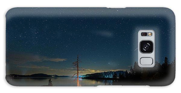 Campfire 1 Galaxy Case