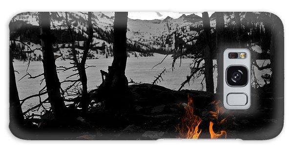 Campfire Galaxy Case