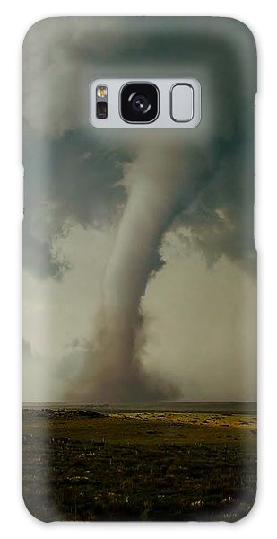 Campo Tornado Galaxy Case by Ed Sweeney