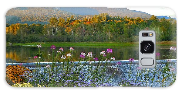 Campton Pond Campton New Hampshire Galaxy Case