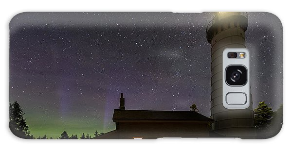 Cana Island Northern Lights Galaxy Case
