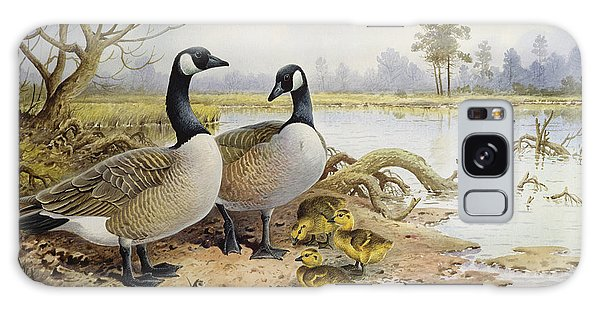 Canada Geese Galaxy S8 Case