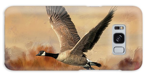 Canada Goose Galaxy Case - Canada Air by Donna Kennedy