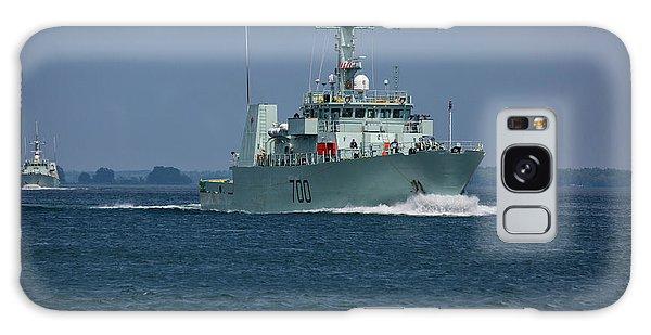 Canadian Navy's Kingston Galaxy Case