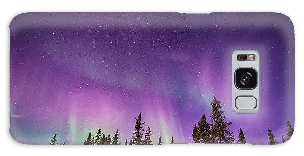 Canadian Northern Lights Galaxy Case