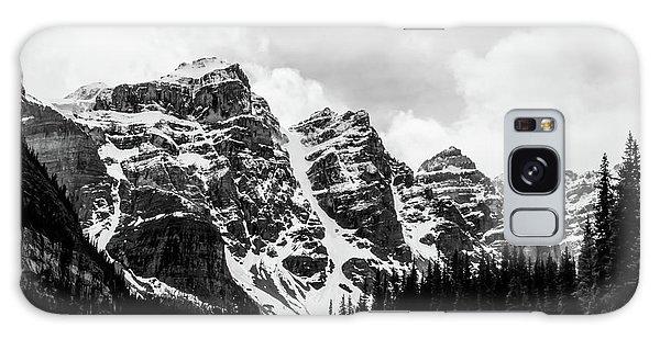 Canadian Rockies Alberta Canada Galaxy Case