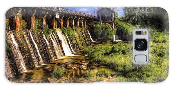 Canal Dam Galaxy Case