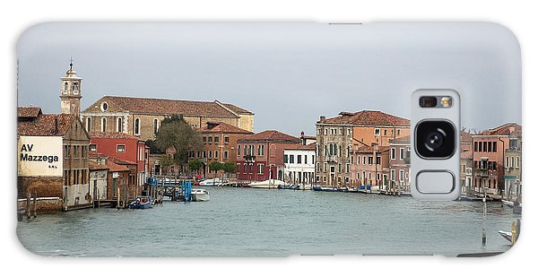 Canal Of Murano Galaxy Case