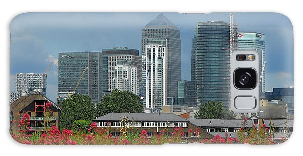 Canary Wharf 01 Galaxy Case