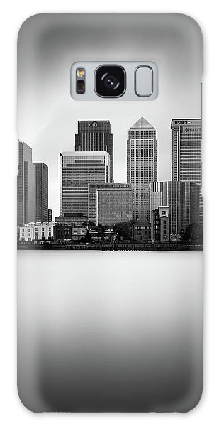 Canary Wharf II, London Galaxy Case