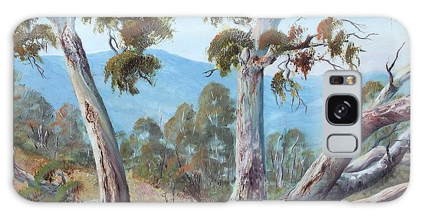 Canberra Hills Galaxy Case