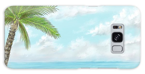 Galaxy Case featuring the digital art Cancun At Christmas by Darren Cannell