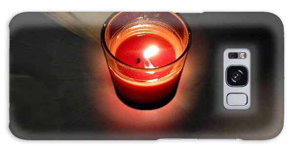 Candle Inspired #1173-3 Galaxy Case by Barbara Tristan