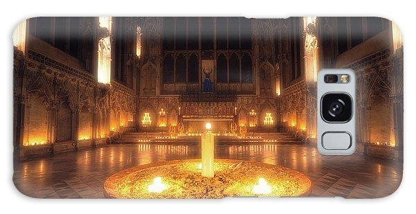 Candlemas - Lady Chapel Galaxy Case