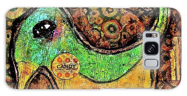 Candy Bird Galaxy Case